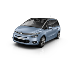 Citroen C4 Grand Picasso II.