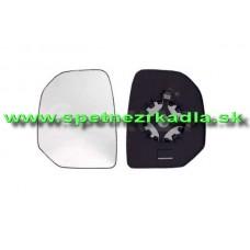 Spätné Zrkadlo Peugeot Partner II. - Ľavé sklo zrkadla s pl. držiakom, konvexné - A6401998