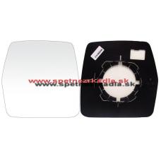 Spätné Zrkadlo Citroen Jumpy - Ľavé sklo zrkadla s pl. držiakom, konvexné, manual ovl. - A6401973