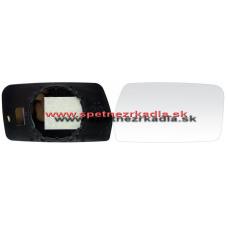 Spätné Zrkadlo Citroen Xantia Break - Ľavé sklo zrkadla s pl. držiakom, konvexné - A6401356