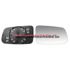 Spätné Zrkadlo Citroen ZX Break - Ľavé sklo zrkadla s pl. držiakom, konvexné - A6401361
