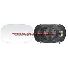Spätné Zrkadlo Fiat Doblo - Ľavé sklo zrkadla s pl. držiakom, konvexné - A6403930