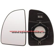 Spätné Zrkadlo Fiat Ducato - Ľavé sklo zrkadla s pl. držiakom, konvexné - A6401921