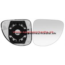 Spätné Zrkadlo Fiat Multipla - Ľavé sklo zrkadla  s pl. držiakom - 18.48.219