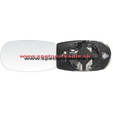 Spätné Zrkadlo Fiat Punto II. - Ľavé sklo zrkadla s pl. držiakom, konvexné - A6403349