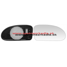 Spätné Zrkadlo Ford Focus I. - Ľavé sklo zrkadla s pl. držiakom, konvexné - A6401399