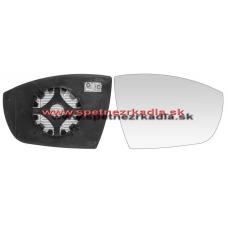 Spätné Zrkadlo Ford Galaxy II. - Ľavé sklo zrkadla s pl. držiakom, vyhrievané, konvexné - A6411134