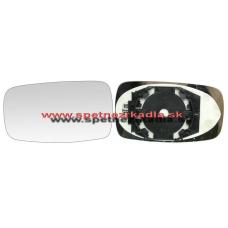 Spätné Zrkadlo Ford Mondeo II. - Ľavé sklo zrkadla s pl. držiakom, konvexné - A6401409