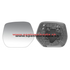Spätné Zrkadlo Honda CR-V III. - Ľavé sklo zrkadla s pl. držiakom, vyhrievané, konvexné - A6431939