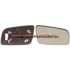 Spätné Zrkadlo Opel Astra G - Ľavé sklo zrkadla s pl. držiakom - A6401437