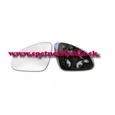 Spätné Zrkadlo Opel Astra J - Ľavé sklo zrkadla s pl. držiakom, vyhrievané, asferické - A6471442