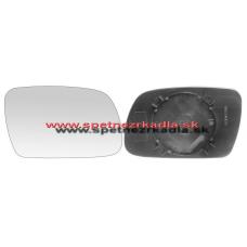 Spätné Zrkadlo Peugeot 407 - Ľavé sklo zrkadla s pl. držiakom, vyhrievané, konvexné - A6431740