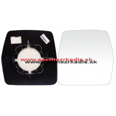 Spätné Zrkadlo Peugeot Expert - Ľavé sklo zrkadla s pl. džiakom, konvexné, ovl. lankom - A6464973