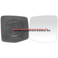 Spätné Zrkadlo Peugeot Expert - Ľavé sklo zrkadla s pl. džiakom, konvexné s man. ovládaním - A6401973