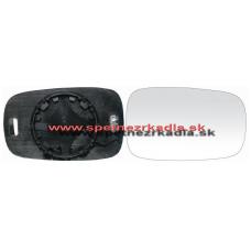 Spätné Zrkadlo Renault Megane Grandtour II. - Ľavé sklo zrkadla s pl. držiakom, vyhrievané, asferické - A6473228
