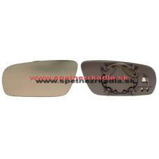 Spätné Zrkadlo Seat Arosa - Ľavé sklo zrkadla s pl. držiakom, asferické -00/03 - A6451127