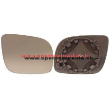Spätné Zrkadlo Seat Arosa - Ľavé sklo zrkadla s pl. držiakom, asferické, malé -00/03 - A6451157