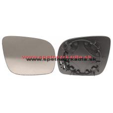 Spätné Zrkadlo Seat Cordoba II. - Pravé sklo zrkadla s pl. držiakom, konvexné, malé - A6402127