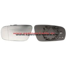 Spätné Zrkadlo Seat Leon - Ľavé sklo zrkadla s pl. držiakom, asferické - A6451127