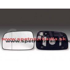 Spätné Zrkadlo Toyota Avensis II. - Ľavé sklo zrkadla s pl. držiakom, vyhrievané, konvexné - A6441265