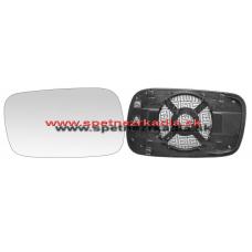 Spätné Zrkadlo Volkswagen Passat B4 Combi - Ľavé sklo zrkadla s pl. držiakom - A6401154