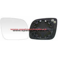 Spätné Zrkadlo Volkswagen Polo II. - Pravé sklo zrkadla s pl. držiakom, konvexné - A6402109
