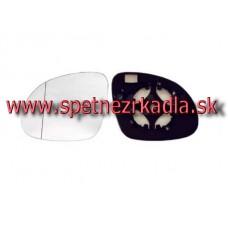 Spätné Zrkadlo Seat Alhambra II. - Ľavé sklo zrkadla s pl. držiakom, asferické - 40.26.211