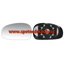 Spätné Zrkadlo Seat Leon II. - Ľavé sklo zrkadla s pl. držiakom, vyhrievané, asferické - 38.35.217