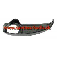 Spätné Zrkadlo Škoda Fabia II. - Spätné zrkadlo Škoda Fábia 2 - Ľavý kryt zrkadla spodný - 40.24.213O