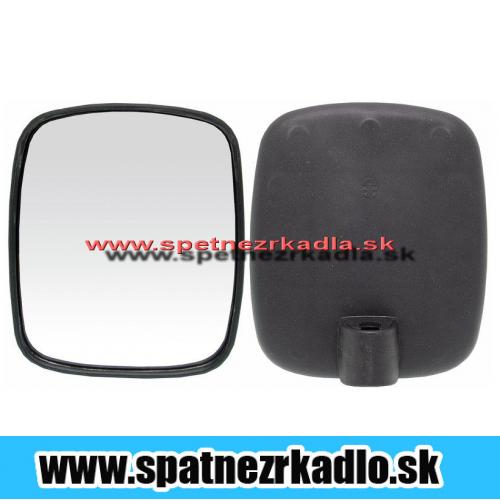 Spätné zrkadlo Opel Combo B - Ľavé sklo zrkadla