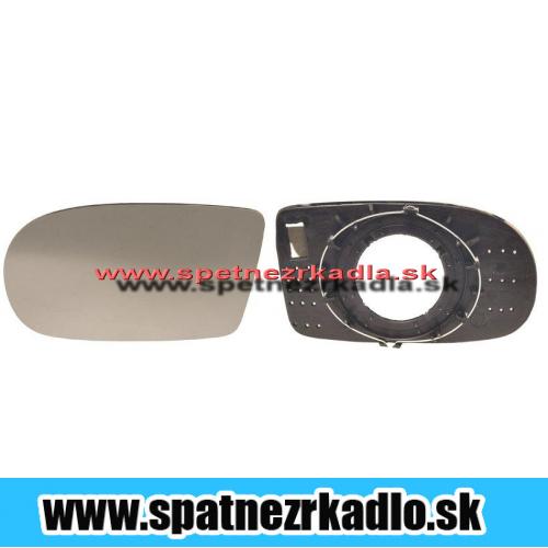 Spätné zrkadlo Renault Espace - Ľavé sklo zrkadla s pl. držiakom, konvexné