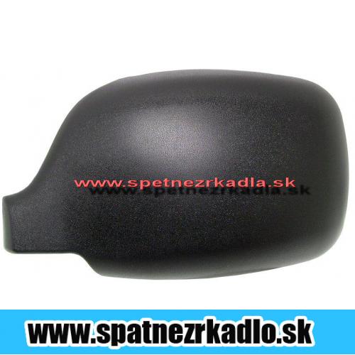 Spätné zrkadlo Renault Kangoo - Ľavý kryt zrkadla  09/01 -