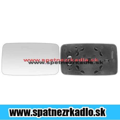 Spätné zrkadlo Seat Ibiza - Ľavé sklo zrkadla s pl. držiakom