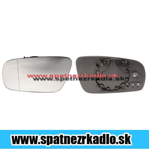 Spätné zrkadlo Škoda Fábia 1 - Ľavé sklo zrkadla