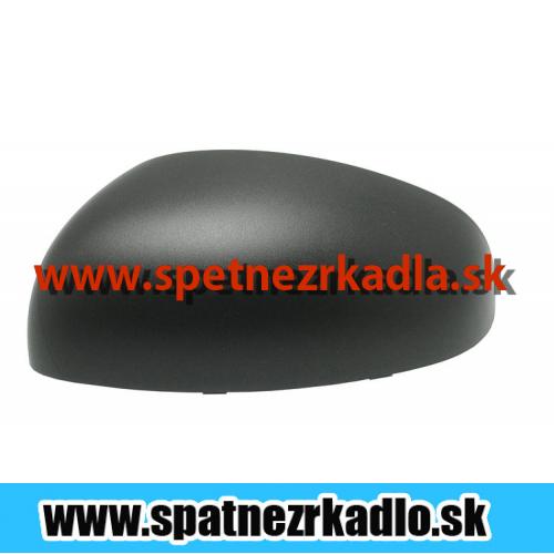 Spätné zrkadlo Škoda Fábia 2 - Ľavý kryt zrkadla