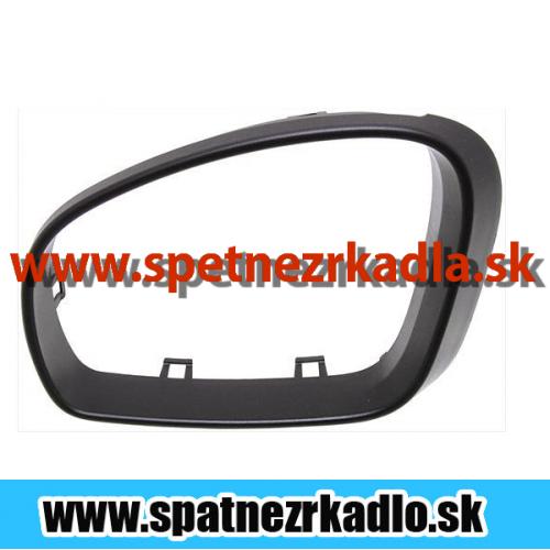 Spätné zrkadlo Škoda Fábia 2 - Ľavý rámček zrkadla