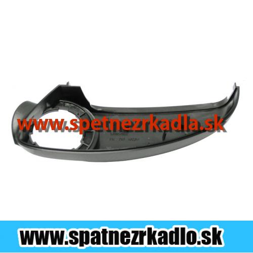 Spätné zrkadlo Škoda Fábia 2 - Ľavý kryt zrkadla spodný