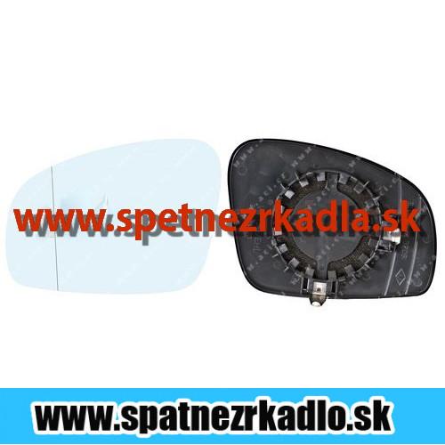 Spätné zrkadlo Škoda Roomster - Ľavé sklo zrkadla, vyhrievané