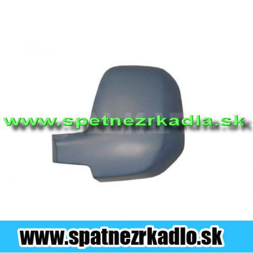 Spätné zrkadlo Citroen Berlingo - Ľavý kryt zrkadla - do roku výroby 2012