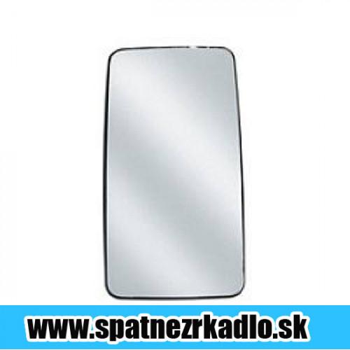 Ľavé sklo zrkadla s pl. držiakom, vyhrievané, manuálne ovládané