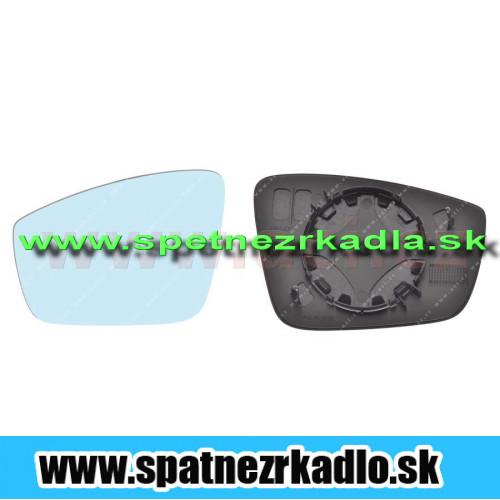 Spätné zrkadlo Škoda Fábia 3 - Ľavé sklo zrkadla, vyhrievané