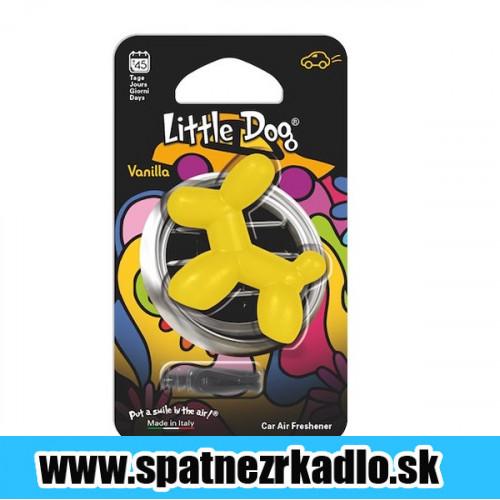 Osviežovač Little Dog Vanilla Autokozmetika