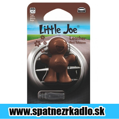 Osviežovač Little Joe Leather Anti Tobacco Autokozmetika