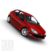 Peugeot 206 10/98 - 02/09
