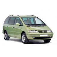 Volkswagen Sharan 06/95 - 03/98