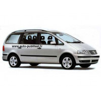 Volkswagen Sharan 06/98 - 01/03