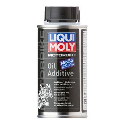 Liqui Moly 1580 - Prísada do motorového oleja motocyklov - 125 ml Autopríslušenstvo