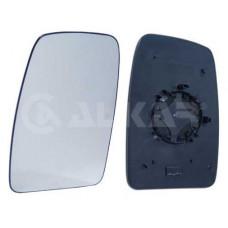Spätné Zrkadlo OPEL Movano B - Spätné zrkadlo Opel Movano B - Ľavé sklo zrkadla s pl. držiakom, konvexné -  A6401755