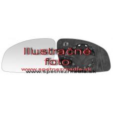 Spätné Zrkadlo Alfa Romeo 156 Sportwagon - Ľavé sklo zrkadla s pl. držiakom, vyhrievané, asferické, modré - A6411464