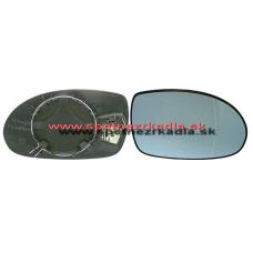 Spätné Zrkadlo Citroen C5 Break - Ľavé sklo zrkadla s pl. držiakom, vyhrievané, asferické - A6423852